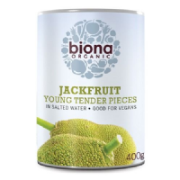 Biona Organic Jackfruit In Salted Water 400g